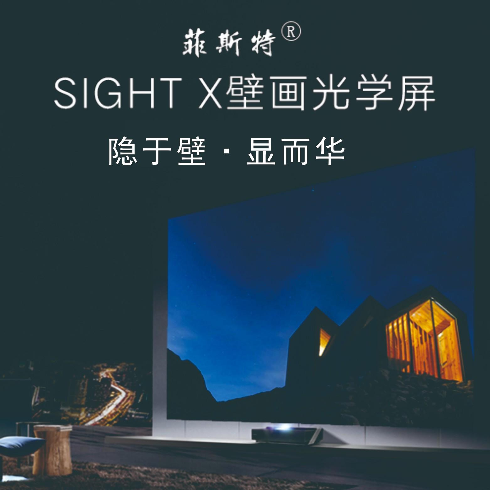 Sight X壁画光学屏